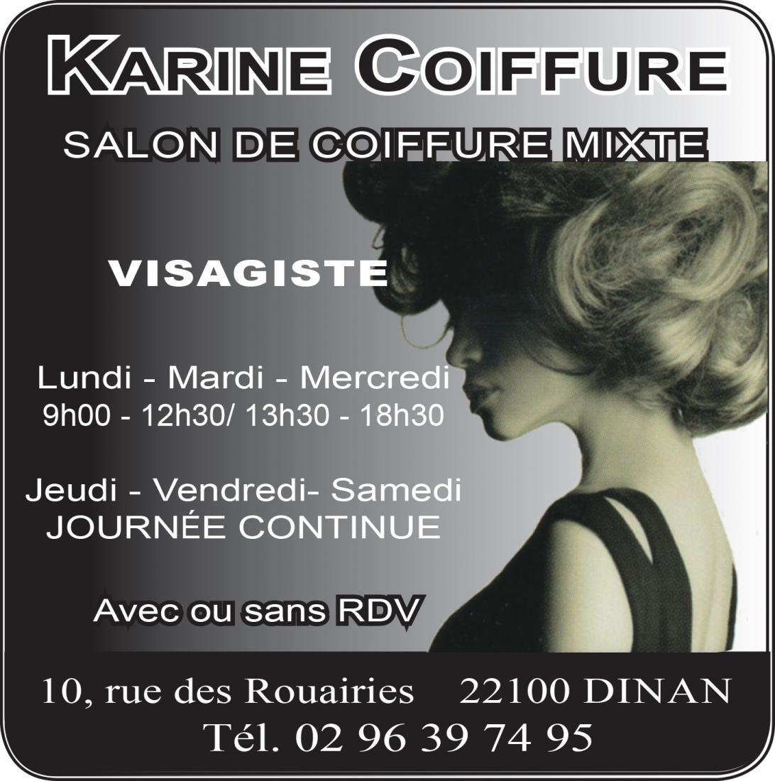Karine Coiffure Dinan Basket Samsonnais
